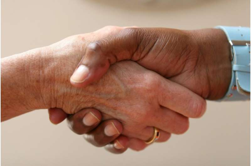 Finding a common language is a barrier to healthcare for minority patients