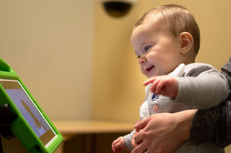 Study shows smartphone app can identify autism symptoms in toddlers